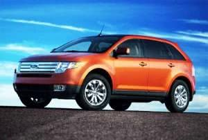 Ford-Edge-300x202 2007 Ford Edge CUV: The 2007 Ford Edge defines the crossover utility market with bold, American design and innovation. (01/08/2006) 2019