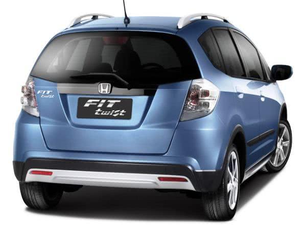 Honda-fit-fotos Honda Fit - Preço, Fotos 2017 2018