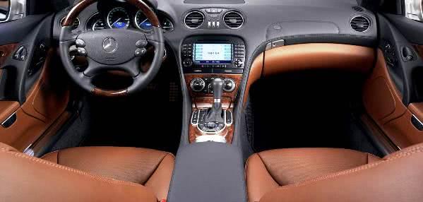 Mercedes SL-preco