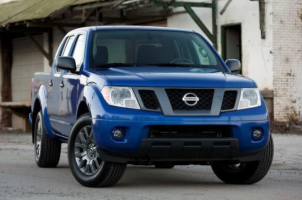 Nissan-Frontier-consumo Nissan Frontier - Preço, Fotos 2019