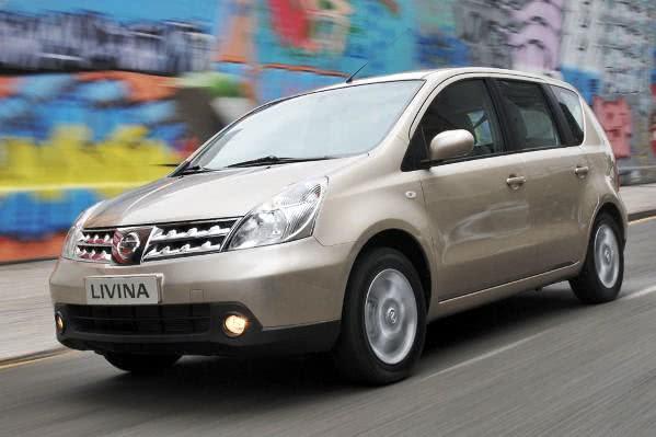 Nissan-Livina