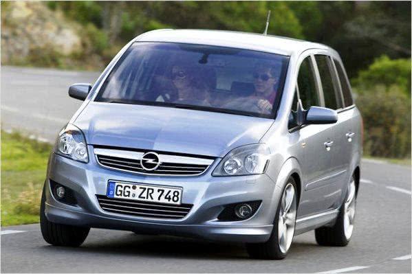 Opel-fotos