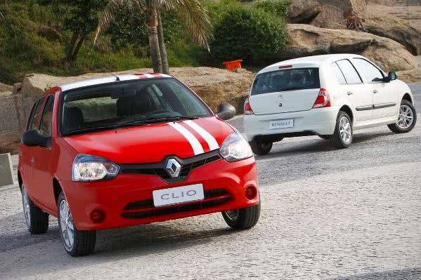Renault-Clio-preco Renault Clio - Preço, Fotos 2019