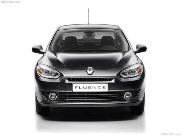 Renault-Fluence Renault Fluence - Preço, Fotos 2019