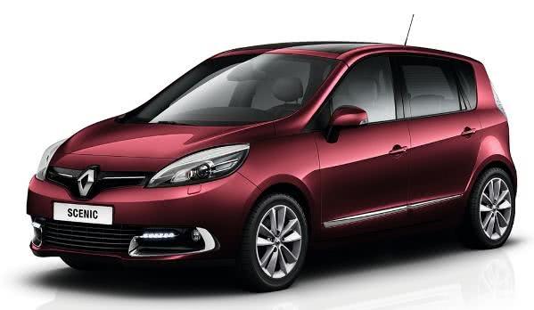 Renault-Scenic-consumo Renault Scenic - Preço, Fotos 2017 2018