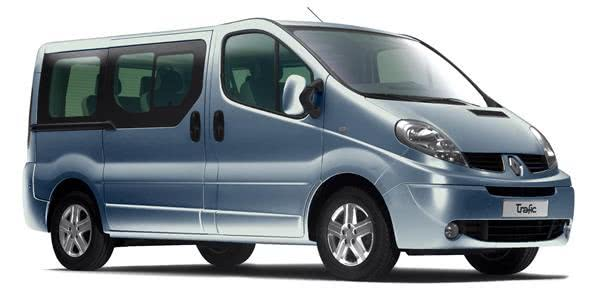 Renault-Trafic-ficha-tecnica Renault Trafic - Preço, Fotos 2017 2018
