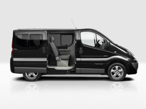 Renault-Trafic-novo Renault Trafic - Preço, Fotos 2019