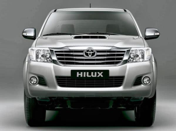 Toyota-Hilux-consumo Toyota Hilux - Preço, Fotos 2017 2018