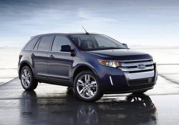 ficha-tecnica-Ford-Edge Ford Edge - Preço, Fotos 2017 2018