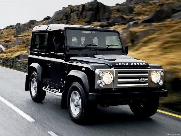 ficha-tecnica-Land-Rover-Defender Land Rover Defender - Preço, Fotos 2019