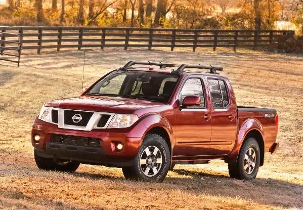 ficha-tecnica-Nissan-Frontier Nissan Frontier - Preço, Fotos 2017 2018