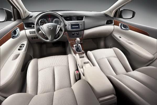 ficha-tecnica-Nissan-Sentra Nissan Sentra - Preço, Fotos 2017 2018
