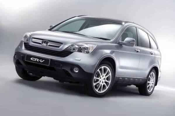 novo-Honda-CRV Honda CRV - Preço, Fotos 2019