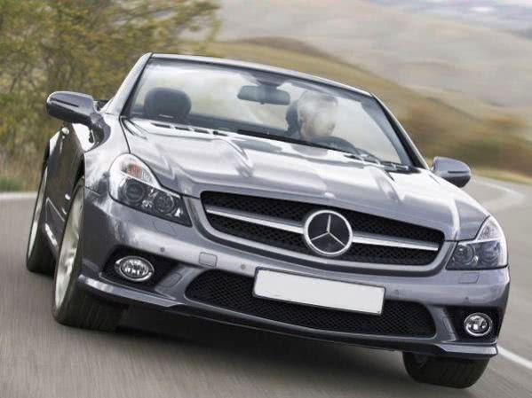 preco-Mercedes SL
