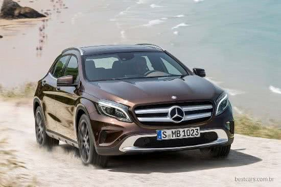 fotos-Mercedes-benz-gla Mercedes-Benz GLA - Preço, Fotos 2019
