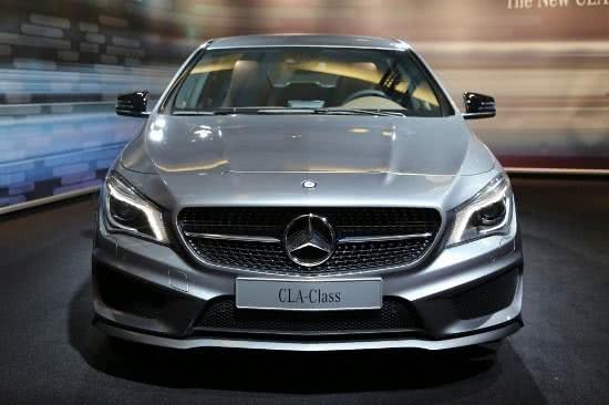 mercedes-benz-cla-consumo Mercedes-Benz CLA - Preço, Fotos 2017 2018