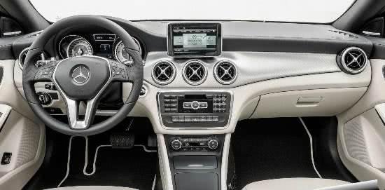 mercedes-benz-cla Mercedes-Benz CLA - Preço, Fotos 2017 2018