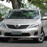 Toyota Corolla GLi – Preço, Fotos