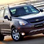 Chevrolet Captiva Sport – Preço, Fotos