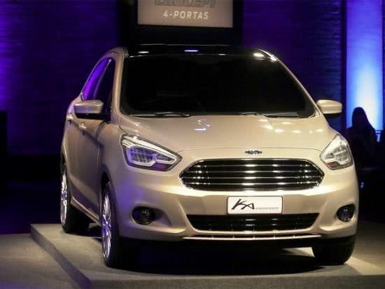 ford-ka-sedan Ford Ka Sedan - Preço, Fotos 2019