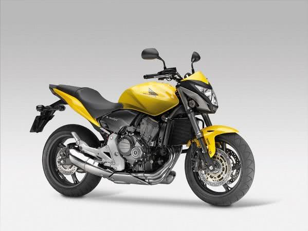 honda-cb-600-hornet Honda CB 600 Hornet - Preço, Fotos 2019