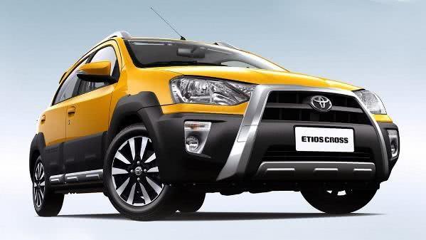 novo-toyota-etios-cross Toyota Etios Cross - Preço Fotos 2017 2018