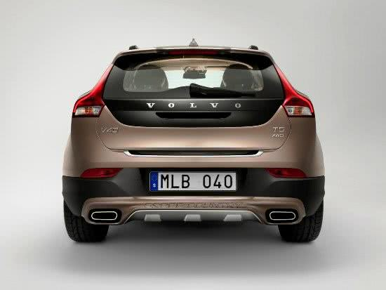 novo-volvo-v40-cross-country-fotos Volvo V40 Cross Country - Preço, Fotos 2017 2018