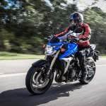 Suzuki GSR – Preço, Fotos
