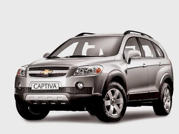 preco-v Chevrolet Captiva Sport - Preço, Fotos 2017 2018