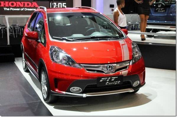 Consumo honda fit twist for Honda fit enter code
