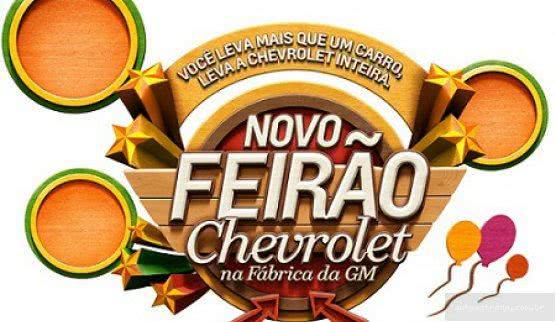 feirao-chevrolet Feirão Chevrolet 2019