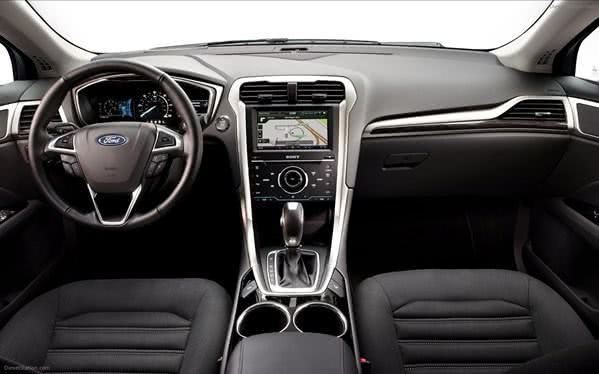 fotos-fusion-hybrid Ford Fusion Hybrid - Preço, Fotos 2019