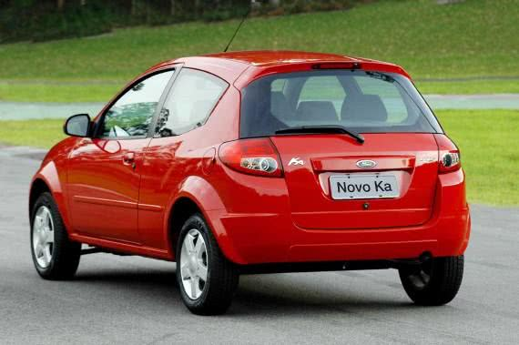 Ford Ka Ficha Tecnica Preco Consumo Ford Ka Ficha Tecnica