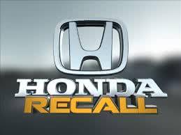 recall-honda-carros Recall Honda - Carros 2017 2018