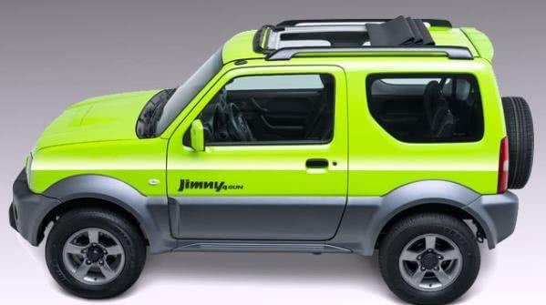Suzuki Jimny Nachfolger 2014.html | Autos Weblog