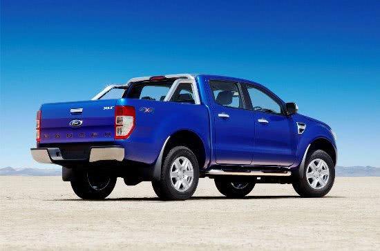 ford-ranger-xlt Ford Ranger XLT - Preço, Fotos 2017 2018