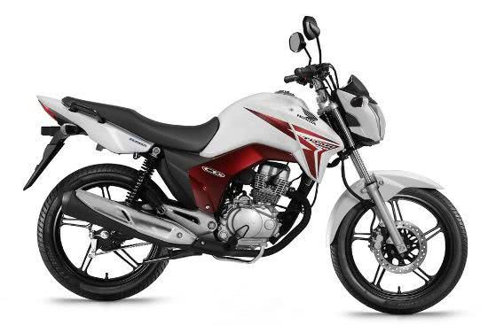 moto-nova-cg-titan-150 Nova CG 150 Titan - Preço 2017 2018