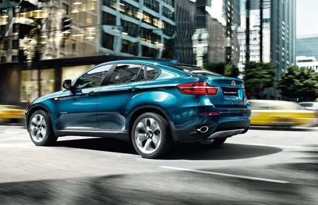 BMW-X6M1 BMW X6M - Preço, Fotos 2019
