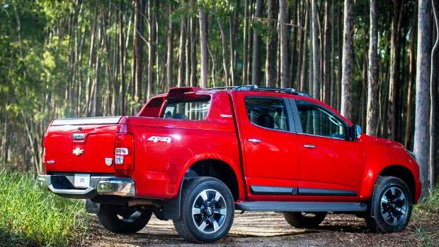 Chevrolet S10 High Country 8