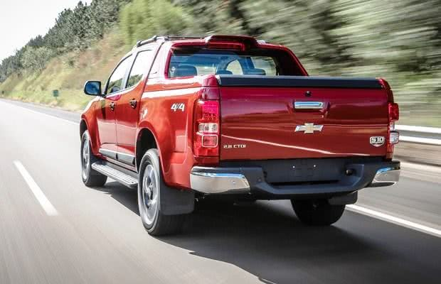 Chevrolet-S10-High-Country-consumo Chevrolet S10 High Country - Preço, Fotos 2017 2018