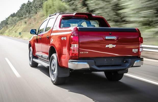 Chevrolet S10 High Country Pre 231 O Fotos 2018 2019