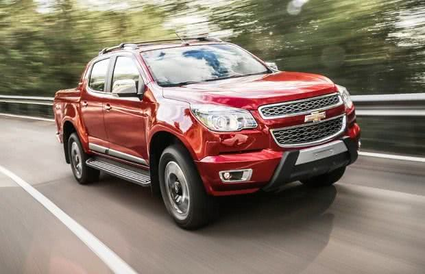 Chevrolet-S10-High-Country Chevrolet S10 High Country - Preço, Fotos 2017 2018