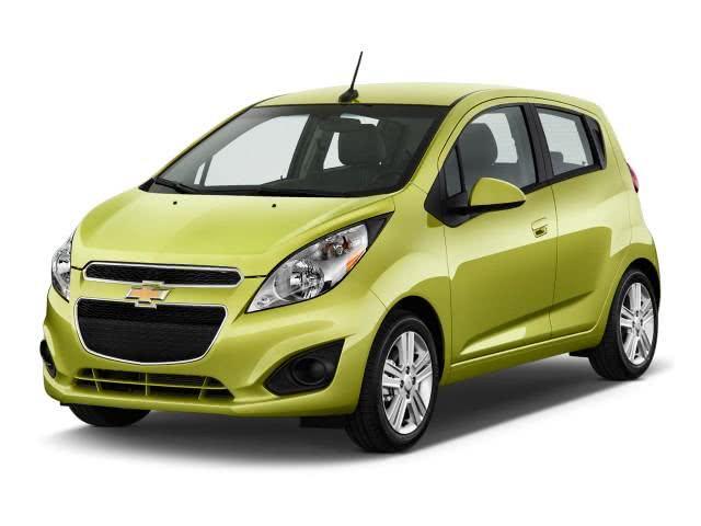 Chevrolet Spark consumo