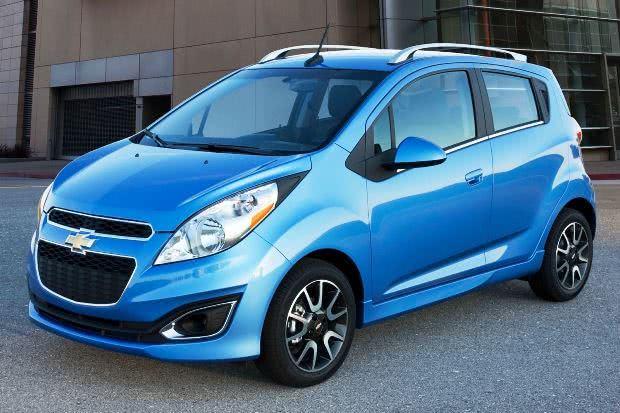 Chevrolet Spark versoes