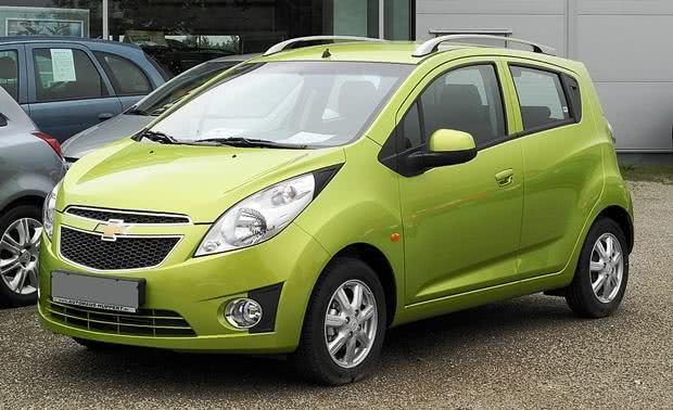 Chevrolet-Spark Chevrolet Spark - Preço, Fotos 2019