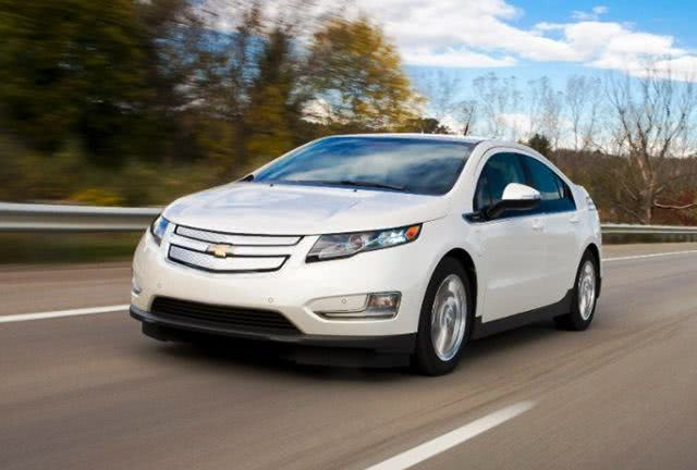 Chevrolet Volt consumo