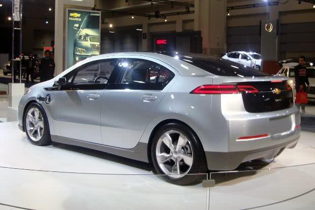 Chevrolet-Volt-novo Chevrolet Volt - Preço, Fotos 2019