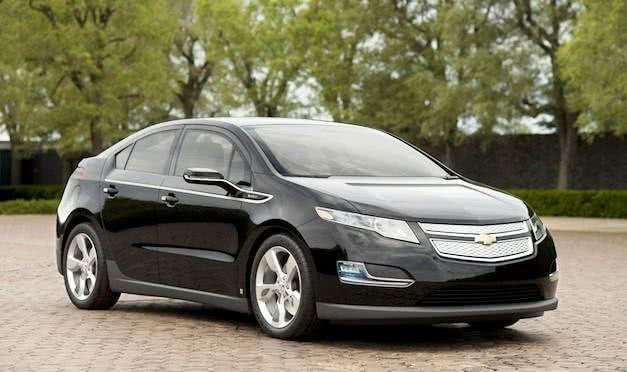 Chevrolet-Volt-versoes Chevrolet Volt - Preço, Fotos 2019