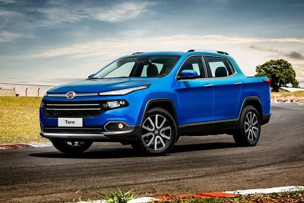 Fiat-Toro-consumo Fiat Toro - Preço, Fotos 2019