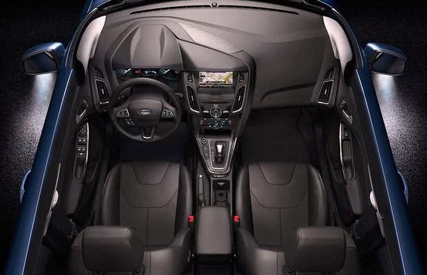 Ford-Focus-Fastback-consumo Ford Focus Fastback - Preço, Fotos 2017 2018